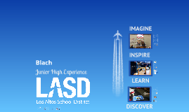 LASD Junior High Orientation 2014 Blach
