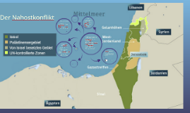 Der Nahostkonflikt