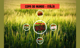 Copa do mundo - Itália