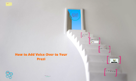 How to Add Voice Over to Your Prezi