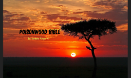 The Poisonwood Bible: Leah