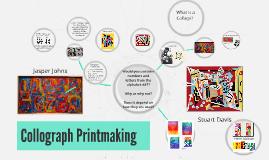 Collograph Printmaking