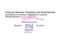 DJDankel Post-Normal Fisheries & NUSAP