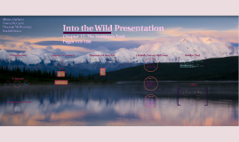 Into the Wild Presentation