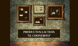Copy of PRODUCTOS LACTEOS