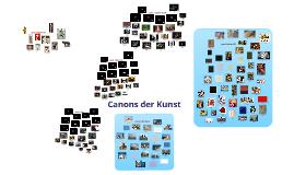 Canons der Kunst