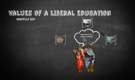 Values of a liberal education