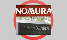 comparing companies nomura and lehman essay 100 nomura holdings reviews in england a free inside look at company reviews and salaries posted anonymously by employees  20 companies hiring for the best jobs.