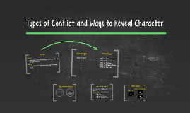Types of Conflict