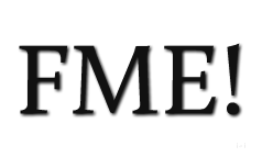 A Field Guide to FME: How to make FME not FML