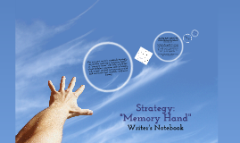 Memory Hand Writer's Notebook 7th