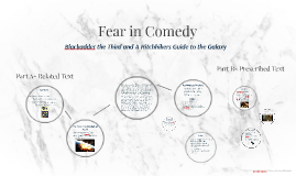 Fear as a Catalyst for Comedy