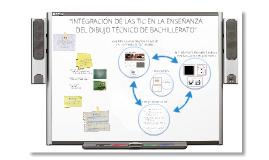 Integracion de las TIC en la enseñanza del Dibujo Técnico de bachillerato.