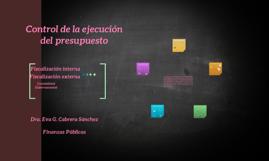 Copy of Control de la e
