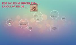 Copy of Copy of El juego de echar la culpa.