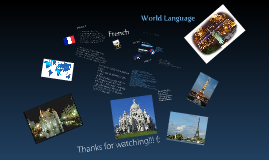 World Language Project Number 1