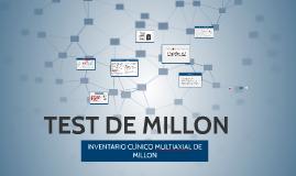 Copy of Test de Millon (por Rocio Ochoa Carranza, 2014)