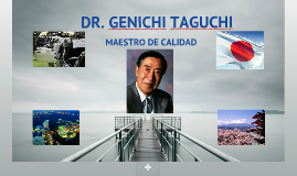 Copy of GENICHI TAGUCHI