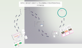 Copy of BTEC UNIT 5 : Training For Personal Fitness