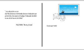 Copy of Rol del educador en el Movimiento.