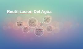 Reutilizacion Del Agua