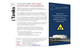 I-Tanks Case Studie 2013 - 3B