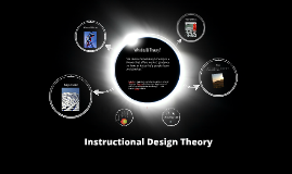 Instructional-Design Theory