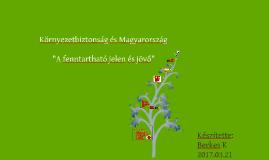 Környezetbiztonság és Magyarország