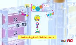 Swimming Pool Disinfectants