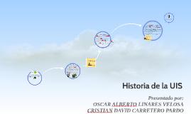 Historia de la UIS