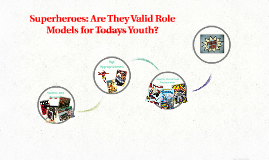 Superheroes: Are They Valid Role Models for Todays Youth?