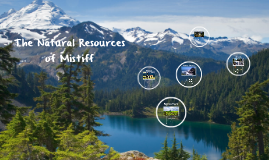The Natural Resources of Mistiff