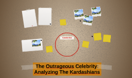 The Outrageous Celebrity: