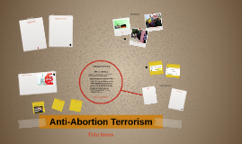 Anti-Abortion Terrorism