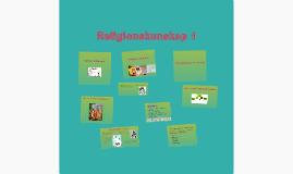 Religionskunskap 1