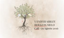 Y ENIFER SIRLEY HOLGUIN MELO