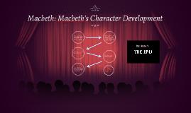 Macbeth's Character Development
