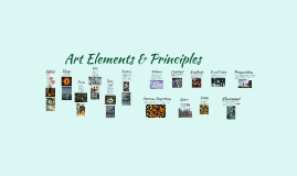 Art Elements & Principles