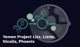 Yemen Project Lizz, Lizzie, Nicolis, Phoenix