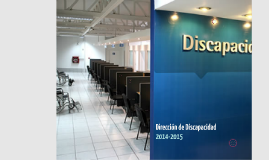 Dirección de Discapacidad