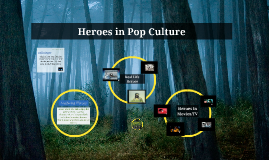 Heros in Pop Culture