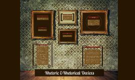 Copy of Rhetorical Devices