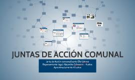 JUNTAS DE ACCION COMUNAL