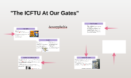 The ICFTU at Our Gates