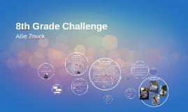 8th Grade Challenge