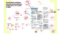 """Journalistiske værktøjer// ED13, """"Innovativ kommunikation"""", 27.10.2014"""