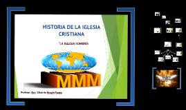 Iglesia Apostolica: Iglesia Sombria