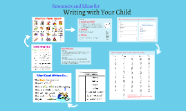 Writing with Your Child