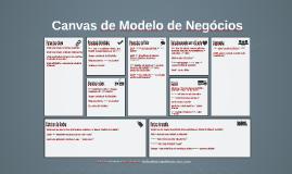 Copy of Canvas para Modelo de Negócios