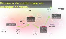 Copy of Procesos de conformado sin arranque de viruta
